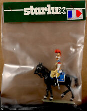 Super Starlux L'Empire - French Carabinier - 65mm painted soldier mint bagged