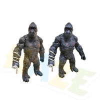 Movie King Kong vs. Godzilla PVC Action Figure Model Toys New