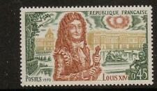 La Francia sg1897 1970 Storia della Francia 45c Gomma integra, non linguellato