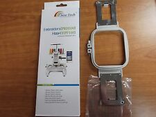 3 NEW Brother Embroidery Hoop Replacement PRH100/BabyLock PR600Series/1000  4x4