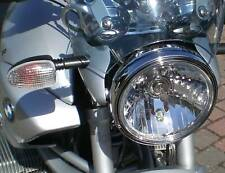 Cromo FAROS TRANSPARENTES H4 BMW R 850 R R 1150R R1150R R850R claro faro