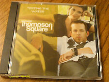 Thompson Square Testing The Water  2013 CD Single