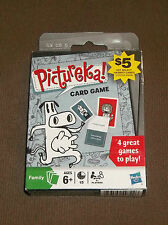 Hasbro Pictureka Card Game New Family