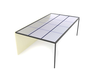 Carports/Pergolas 5m×4m Polycarbonate Roofing