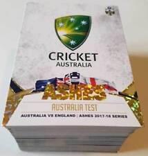 2017 Season Set Cricket Trading Cards
