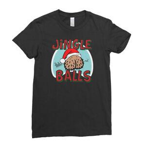Jingle Balls Santa Funny Merry Christmas Xmas  Mens Womens Kids T-Shirt