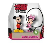 Bullyland 15083-regalo Box/Double Pack-Mickey Mouse & Minnie Mouse-nuevo