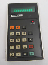Vintage Adler 80C Electronic Pocket Calculator - Working 80 c