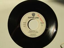 "Quartiere Latino / Donald Fagen‎–Disco Vinile 45 Giri 7"" Edizione Promo JukeBox"