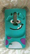 ES- PHONECASEONLINE COVER SILICONE MONSTER PER LG G3