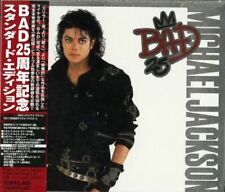Michael Jackson Bad 25 (CD Album, 2012)