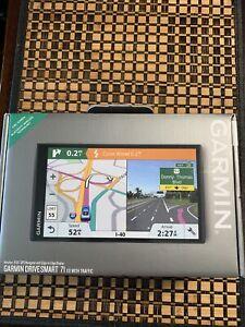 Garmin - DriveSmart 71 EX With Traffic