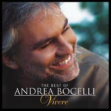 ANDREA BOCELLI - VIVERE : BEST OF CD ~ CELINE DION~SARAH BRIGHTMAN~KENNY G *NEW*