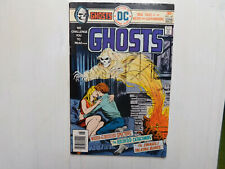 Ghosts (Vol 1) # 47  Dc Comics Amerikanisch NY 1976 RAR