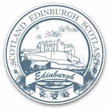 2 x Vinyl Stickers 25cm - Amazing Edinburgh Scotland Cool Gift #4161