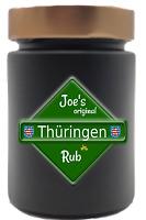 Grill Gewürz - Thüringen Rub, 85 g  Joe's Originals  (EUR 13,35/100 g)