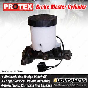 Protex Brake Master Cylinder for Ford Festiva WA DA1 B3 FWD 1.3L 91-94