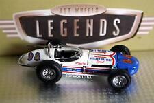 1997 100% Hot Wheels Legends Vintage Record Holders Watson Roadster