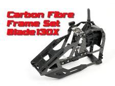 Xtreme Blade 130 X Xtreme Black Carbon Fiber Main Frame Set B130X26