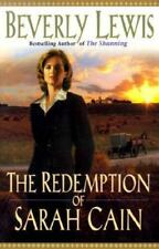 2000 Redemption of Sarah Cain Beverly Lewis Amish Christian Fiction Romance
