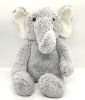 Target Baby Elephant Stuffed Animal Plush Toy Solid Grays Size: 12""