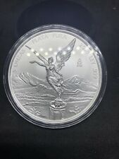 2018 Libertad 5oz .999 Low Mintage Beauty in Mint Capsule.  5 Troy Oz 🔥