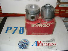 COPPIA PISTONI FIAT/IVECO 616 N3-314/3/100NC/110NC/40NC/50NC/55NC/65NC/645N2-N3