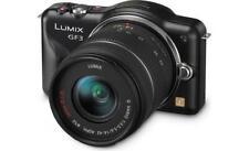 Panasonic LUMIX DMC-GF3K 12.1MP Digital Camera - Black (Kit w/ VARIO G ASPH...