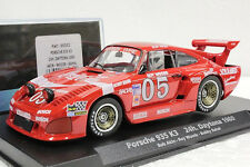FLY 88282 PORSCHE 935 K3 COCA COLA DAYTONA 1980 NEW 1/32 SLOT CAR IN DISPLAY