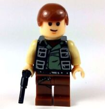 Han Solo Construction Minifigures