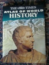REDUCED THE TIMES ATLAS OF WORLD HISTORY 4TH EDITION   NEW