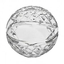Waterford Crystal Basketball Paperweight New In Box Made In Ireland New