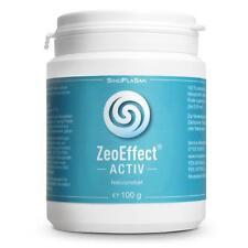ZEOEFFECT Zeolith Klinoptilolith activ Pulver 100g PZN 6915054
