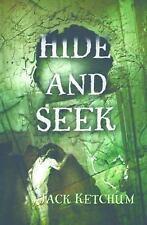 Hide and Seek by Jack Ketchum (2014, Paperback)