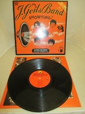 """The J.Geils Band """"SHOWTIME"""" 1st U.S.LP Issue & Press EMI SO-17087 NM PROMO COVER"""