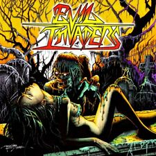 EVIL INVADERS - Same (NEW*SPEED METAL*LIM. BLACK VINYL*TOXIK*AGENT STEEL)