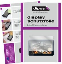 2x Hipo 10,1 Zoll Tablet Schutzfolie klar Displayschutzfolie Folie Display