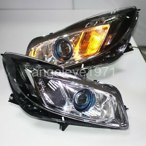 2008-2013 Year Front Lamp For Buick Verano Regal Opel insignia LED Headlights SY