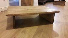 Solido tavolino rustico Chucky