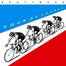 Kraftwerk Tour De France CD 12 Track Remastered Edition With Slip-case