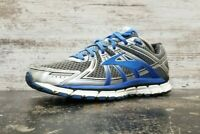 Mens Brooks Adrenaline GTS 17 Running Shoes Sz 10 M Used Blemish Read