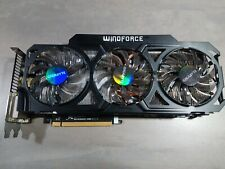 Grafikkarte GeForce Nvidia GTX 760 # 4GB Ram # Gigabyte # 2x DVI # HDMI # DP