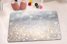 """Kitchen Bathroom Floor Non-Slip Bath Mat Carpet Fantasy Glitter Scene 24x16"""" New"""