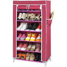 Shoe Rack Shoe Shelf 5 Layers