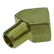 "Brass Pipe Fitting street elbow 1/4"" Male NPT*1/4"" Female NPT 45 Degree"