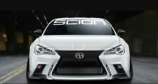 "SCION Decal Windshield Windows Banner cars Stickers TC 4""x40"""