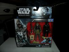 Star Wars Rogue One Imperial Death Trooper & Rebel Commando Pao Deluxe Pack