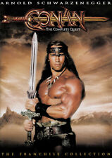 CONAN - THE COMPLETE QUEST (CONAN THE BARBARIAN/THE DESTROYER) (DVD)
