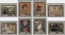 Timbres Arts Religion Rwanda 1016/23 ** lot 26280