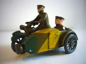 British Home Life BHL: Army motorcycle combination, 1940s, very rare, excellent